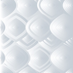 Vector White Background Abstract Patterns Texture Design