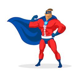 Aluminium Prints Superheroes Super hero