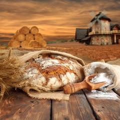 bread - fototapety na wymiar