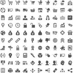 Webicons - Business Work