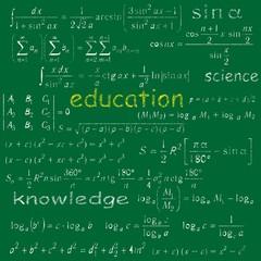 Education doodle texture