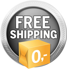 Siegel Button Free Shipping