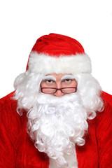 Ernster Weihnachtsmann