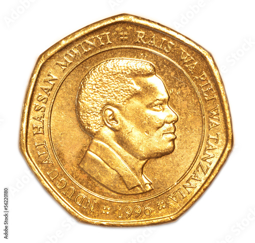 50 Tanzanian Shilling Coin Stock Photo And Royalty Free Images On