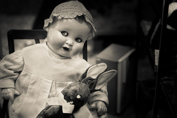 Evil Baby Doll