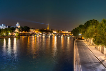 Shinning Eiffel Tower