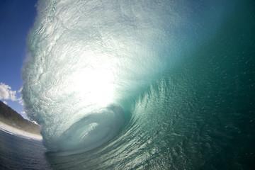 Hawaii Empty Wave 18
