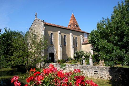 Eglise de Fourcès, Gers