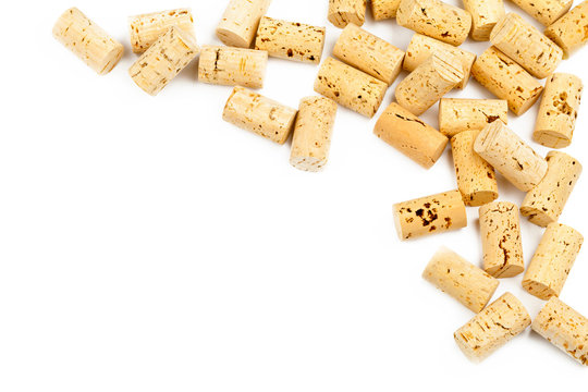 Wine cork border