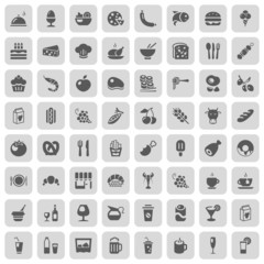food & drinks iconset