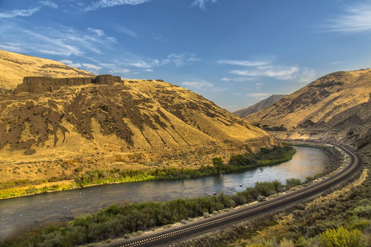 Yakima River Canyon, Wa