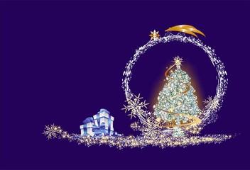 bożonarodzeniowa dekoracja,