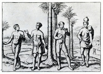Indigenous people of Mozambique (16. century)
