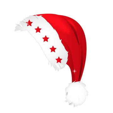 Noel bonnet étoiles
