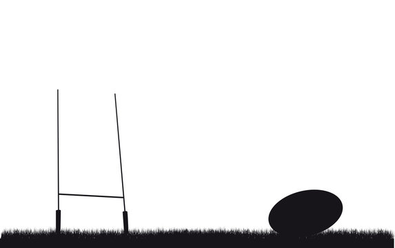 rugby background