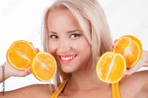 Апельсиновая диета: солнце в помощь