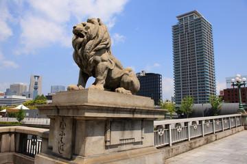 大阪、ライオン橋