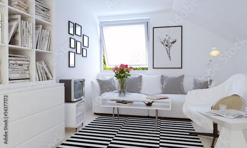 scandinavian style living room - Wohnzimmer im schweden Stil ...