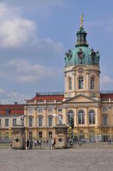 Chateau de Charlottenburg, berlin