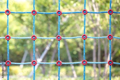 Как сплести сеть с квадратной ячейкой