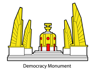 Image result for democracy monument drawing