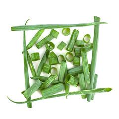 Green onion herb