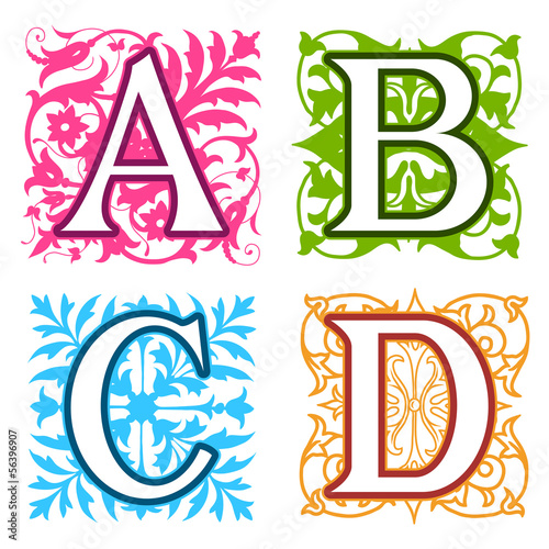 Machine Embroidery Designs at Embroidery Library!  Alphabets