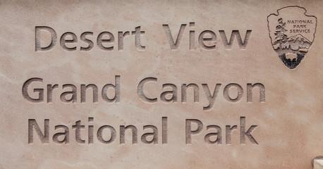 Fotoväggar - Grand Canyon sight