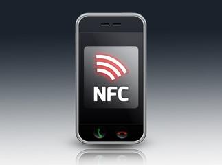 "Smartphone ""Near Field Communication"""