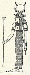 Hathor - Ancient Egyptian goddess
