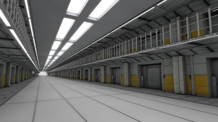 Futuristic prision
