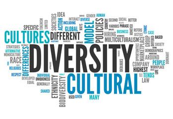 "Word Cloud ""Diversity"""