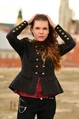Fashion art photo