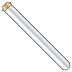 Empty test tube