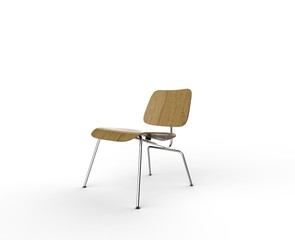 Modern Wooden Chair 2