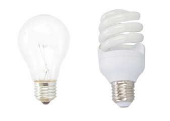 energy saving and common electric bulbs