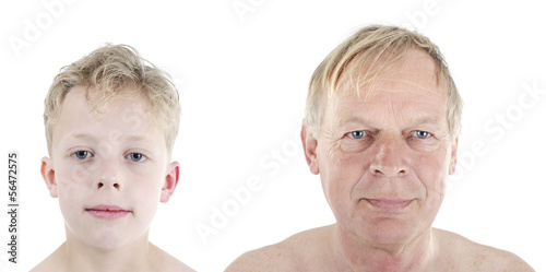 comparison the old man and the Comparison definition, the act of comparing  the old woman encouraged him, and said he was still a young man in comparison with her.