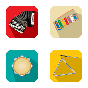 Music and party icons 3