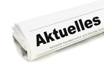 Aktuelles Tageszeitung