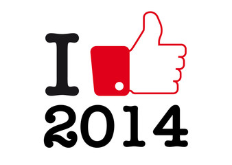 I like 2014
