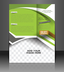 Fashion store Back Flyer & Poster Cover Template