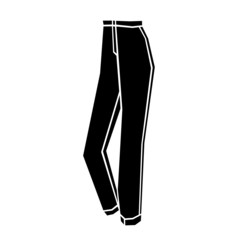 trousers vector illustration