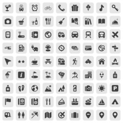 travel iconset