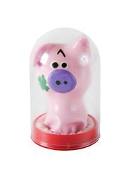 Funny pig shape condom