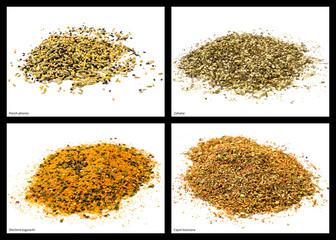 spice mixtures