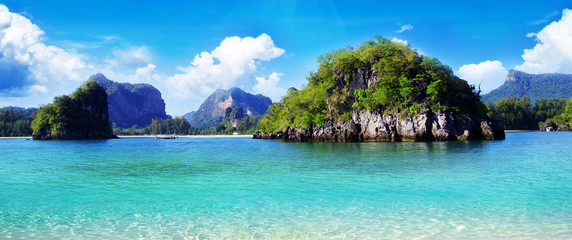 Photo sur Plexiglas Turquoise sea