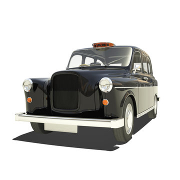 London Cab Isoalted