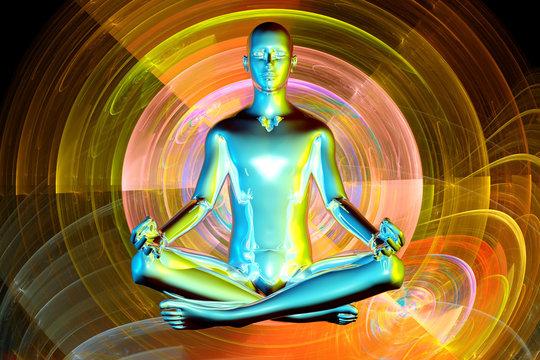 Psychedelische Vision