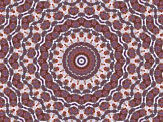 Kaleidoscop/Mandala-Muster