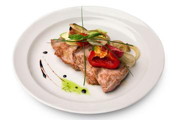 meal restaurant